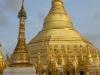 Yangon Temple in Burma