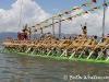Rowing on Inle Lake, Burma