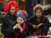 Women at Market on Inle Lake, Burma