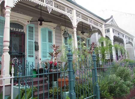 French Quarter Home