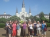Group at Jackson Square