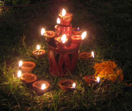 Candels for Diwali