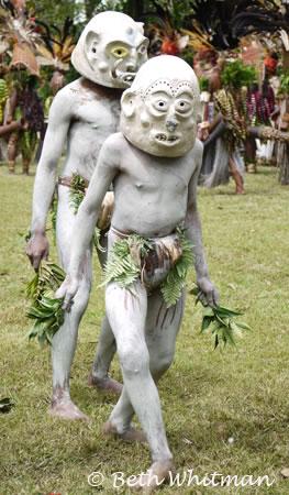 Mudmen of Goroka