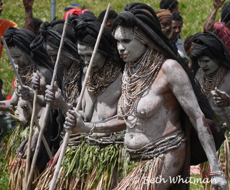 Tepi Tribe Widows
