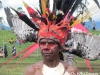 Bird Wings on Head Dress