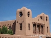 Adobe Building in Santa Fe