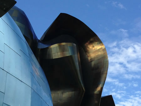 Experience Music Project at Seattle Center