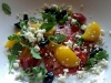 Fresh salad at Matt\'s at the Market