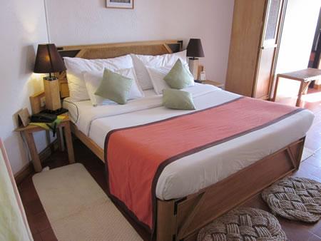 Hotel room in Munnar