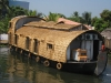 Houseboat on Kerala\'s backwaters