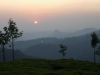 Sunset in Munnar