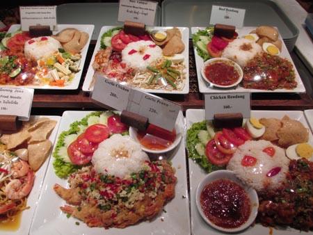 MBK Foodcourt in Bangkok