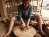 Pottery making in Luang Prabang