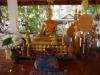 Temple Buddha at Luang Prabang