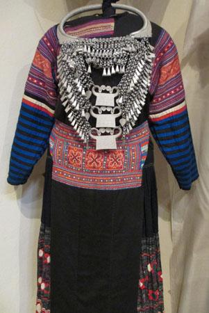 Tribal Dress in Luang Prabang