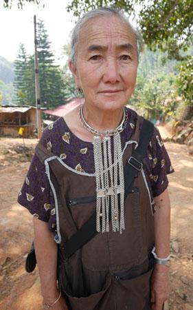 Woman in Chiang Mai