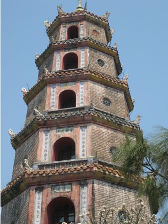 Pagoda in Hue