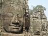 Bayon near Siem Reap