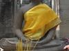 Buddha statue near Siem Reap