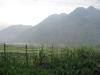 Mountains in Mai Chau
