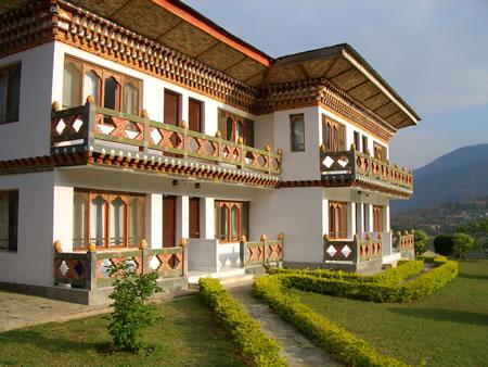 Bhutan Hotel