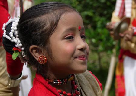India Dancer Girl