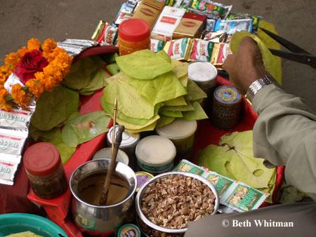 Betel nut in Delhi