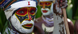 Papua New Guinea Man