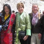 Kinley Diane Beth in Bhutan