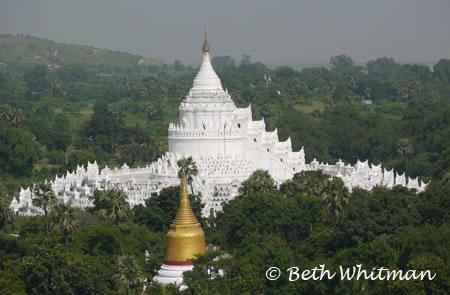 Mingun Temple in Burma/Myanmar