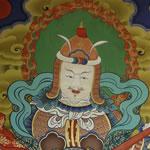 Bhutan Deity