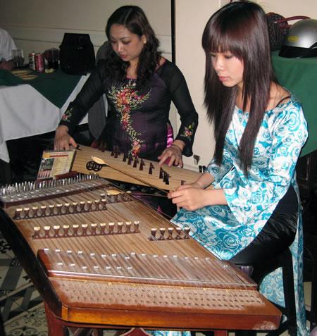 Musicians in Vietnam