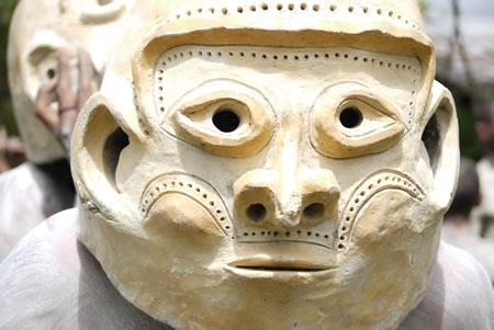 Goroka Mudman in Hagen, Papua New Guinea