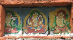 Deities in Bhutan