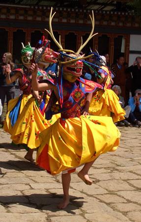 Teschu in Bhutan