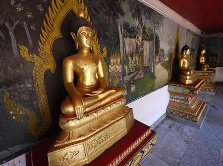 Buddhist Temple Chiang Mai