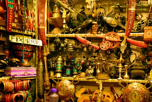 Indian Souvenir Shop