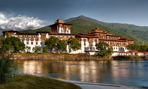 Pungthan Dechen Dzong