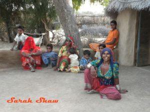Bishnoi-Family-Rohet-Garh-India