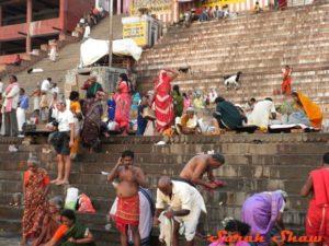 Ghats-Varanasi-India