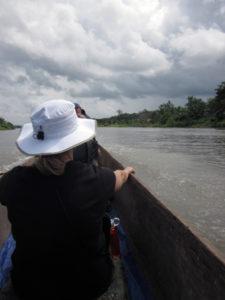 Sepik River Boat