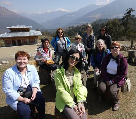 Women in Bhutan