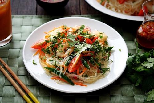 Thai Glass Noodle Salad