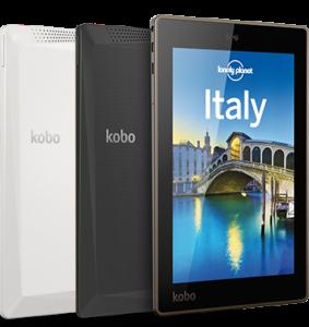 E-readers for travel
