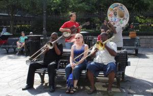 NOLA musicians