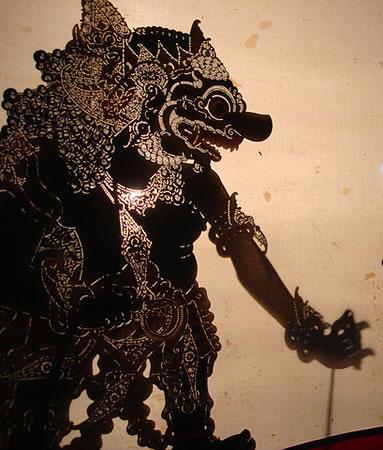 Wayang Kulit Java