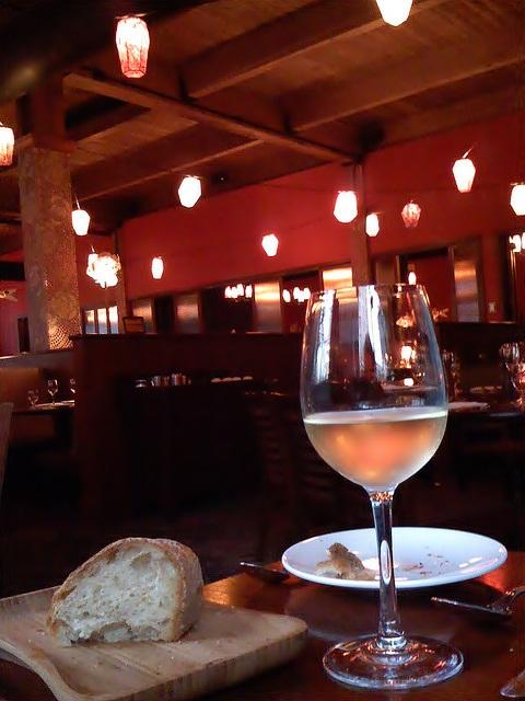 Dahlia Lounge Dinner