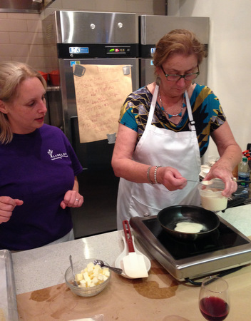 Langlois Culinary Crossroads Cooking Class