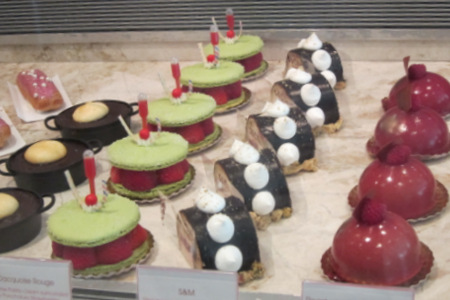 Sucre Pastries