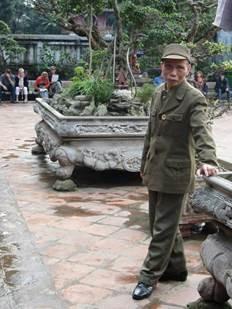 Vietnamese soldier